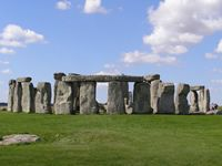 Stonehenge - photo taken by Gareth Wiscombe on 30th July 2007