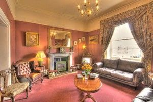 Lounge at Fairlawn House Hotel Salisbury