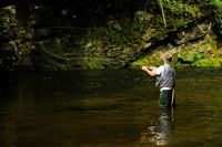 The Art of Fly Fishing by Keith Roberts aka wilderness140 taken on 23rd May 2009